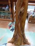 Crafting tree bark